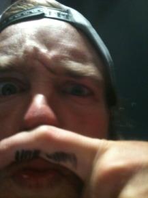 Moustachio - Kyle L.