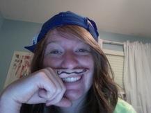 Moustachio - Sarah W.
