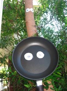 Saucepan with Googly Eyes - Matt K.