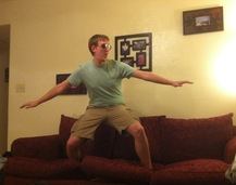 Couch Surfing - Mark D.