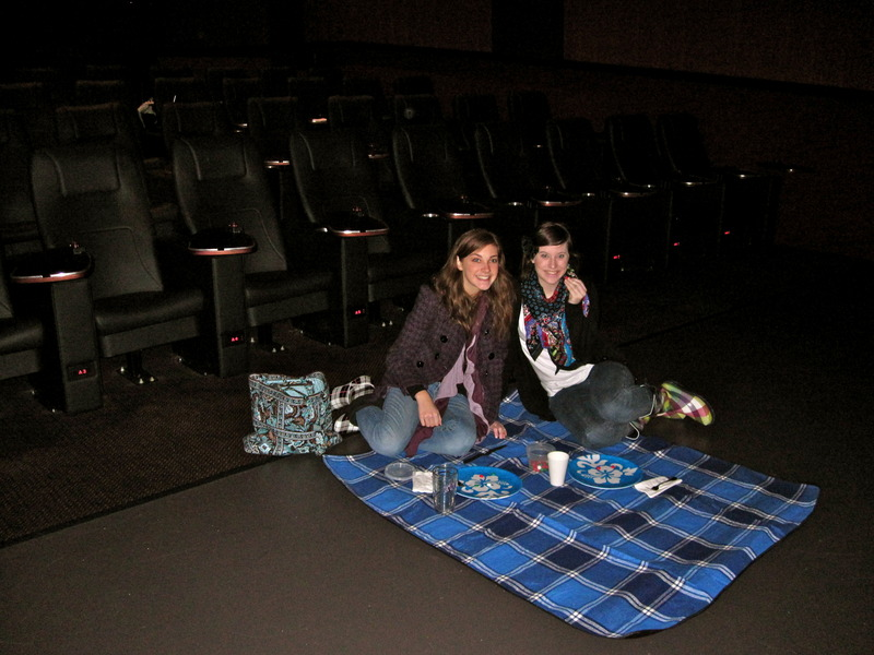 Picnic at the Movies - Shelby B.