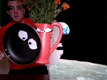 Saucepan with Googly Eyes - Coray R.