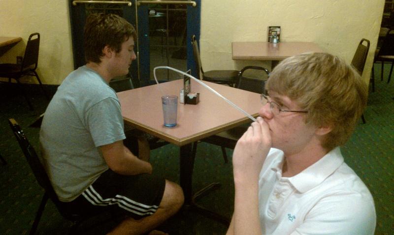I Drink Your Milkshake - Drew C.