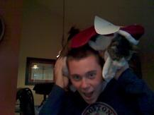 Cat on Dome - Ryan E.