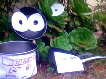 Saucepan with Googly Eyes - Natalia P.