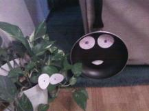 Saucepan with Googly Eyes - Zack H.